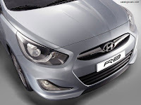 Hyundai Accent RB 2011