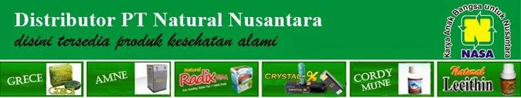 Situs Resmi Distributor PT Natural Nusantara