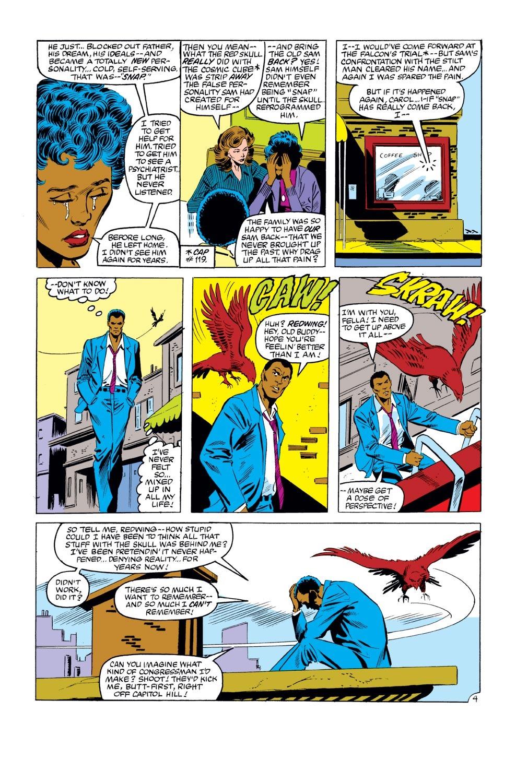 Captain America (1968) Issue #277 #193 - English 21