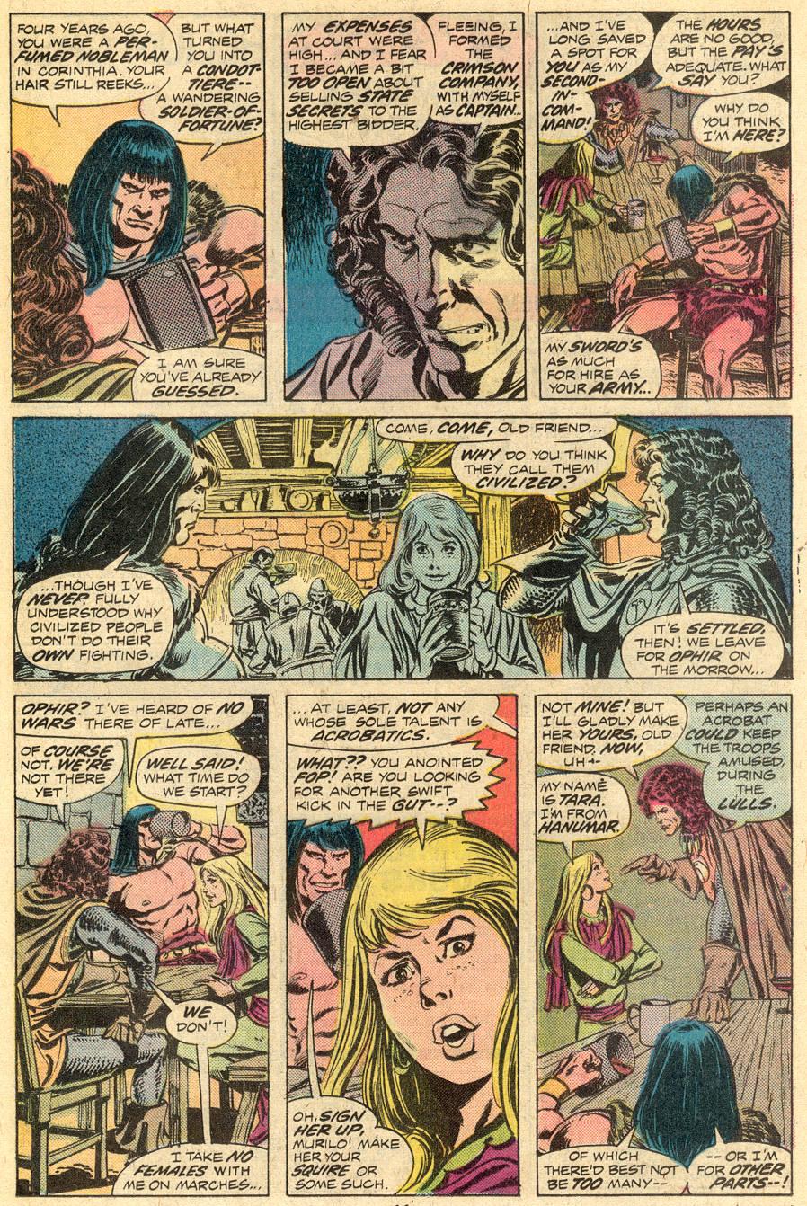 Conan the Barbarian (1970) Issue #52 #64 - English 8
