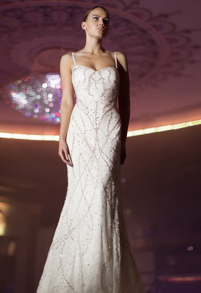 Vestidos de novia Anne Bowen's   Colección Primavera 2014