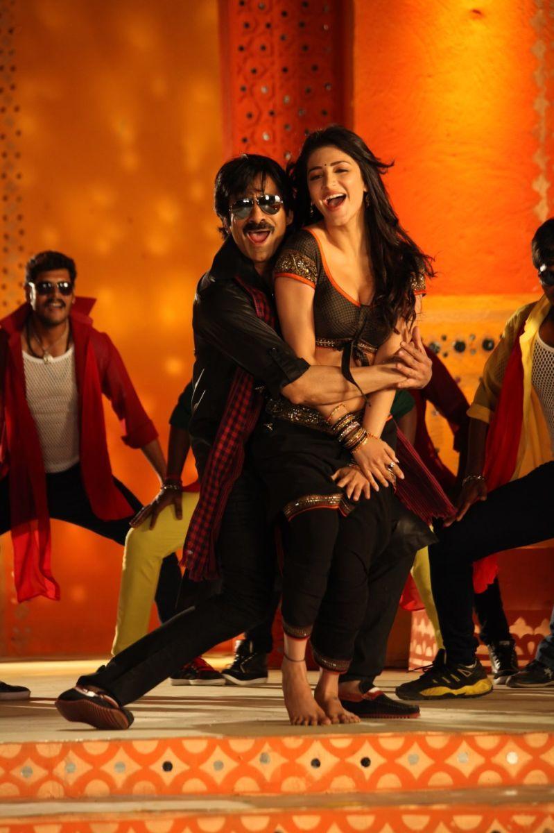 Shruti to team up with Ravi Teja?