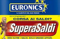 Euronics - Superasaldi con sconti fino al 40%