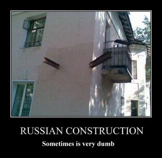 Best Russian Demotivational Posters Damn Cool Pictures