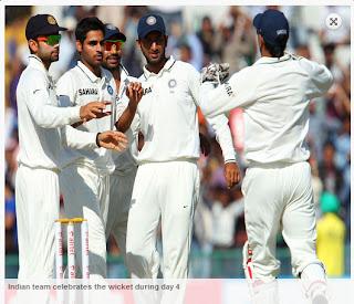 Bhuvneshwar-Kumar-Vitrat-Kohli-INDIA-v-AUSTRALIA-3rd-TEST