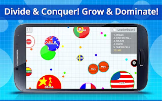 Agar.io 1.1.1 Mod Apk (Unlimited Money)