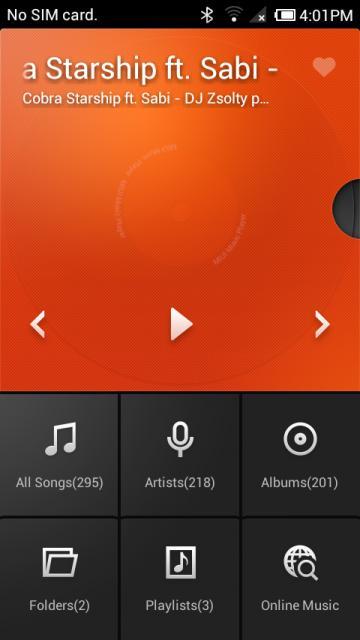 Galaxy Tab P1000 | MIUI V4