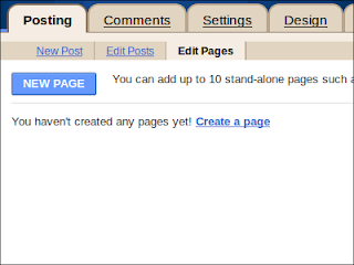 Add contact form in blogger step 06