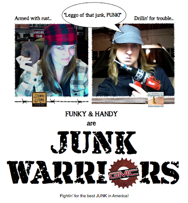 Junk Warriors via Funky Junk Interiors