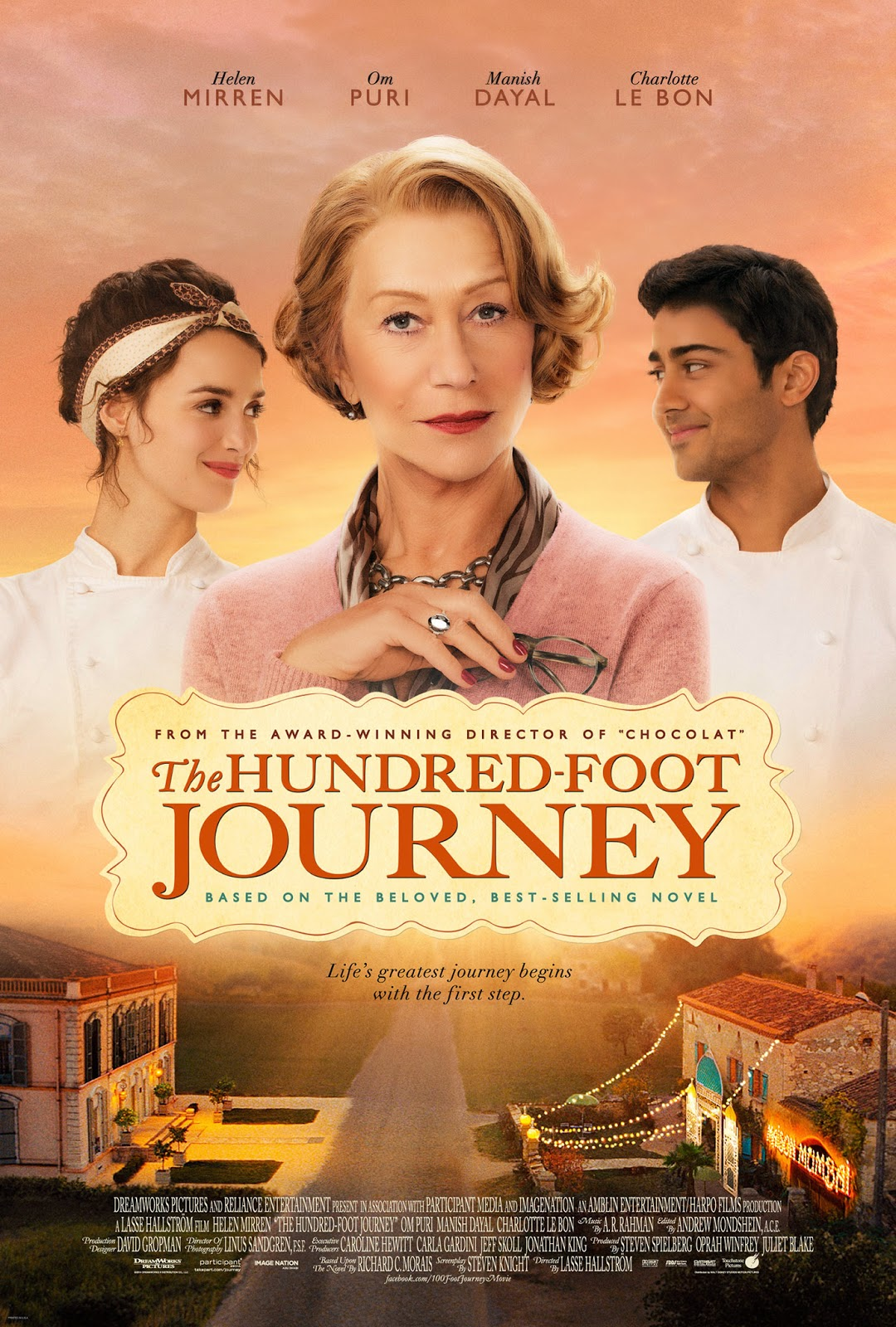 #100FootJourney Dreamworks