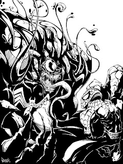 Carnage Coloring Pages