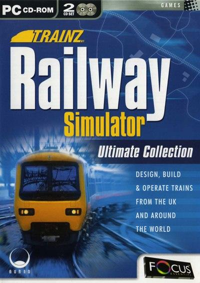 Railway Simulator Ultimate PC Full 2012 Descargar DVD5