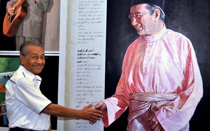 Mahathir versus Mahathir
