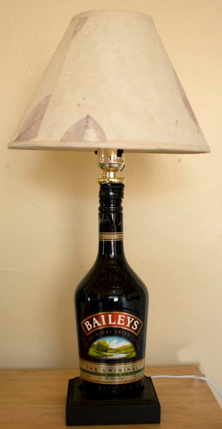 how to make a beer bottle chandelier without a kit