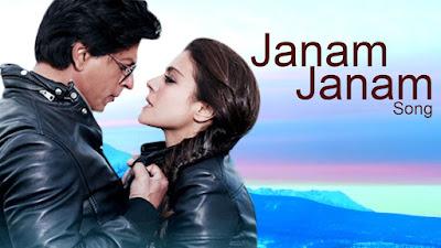 Janam Janam Song | Shah Rukh Khan & Kajol | Dilwale 2015