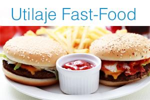 Utilaje Fast-Food