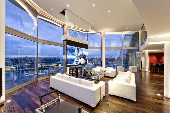 Apartamento Minimalista En Pleno Londres Minimalistas 2015