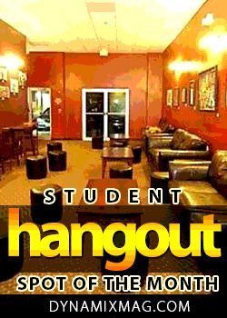 Student Hangout Spot of the Month