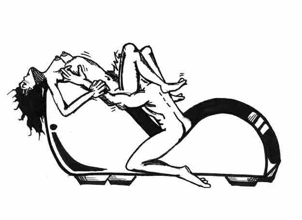Como hacer un cunilingus con pamela sanchez en valencia fest 5
