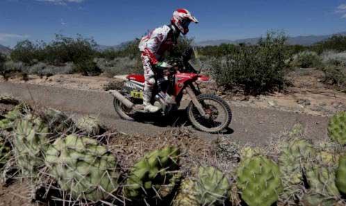 Villazón lista para recibir a los competidores del Dakar 2016