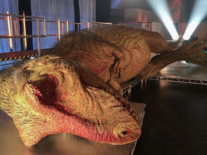 Bloody hell, it's T. rex Autopsy