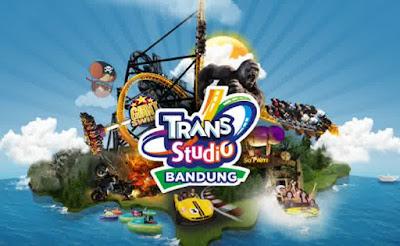 Trans Studio - Janji Megah Sebuah Tempat Wisata di Bandung