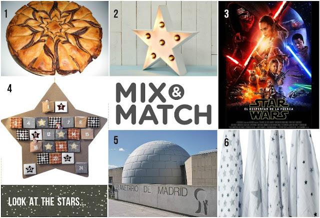 Mix&Match: Estrellas (noviembre 2015)