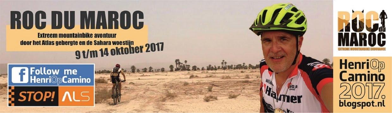 Henri op Camino 2017