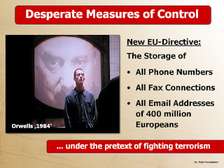 New EU Directives;; Novas Directivas Europeias; Europa; União Europeia