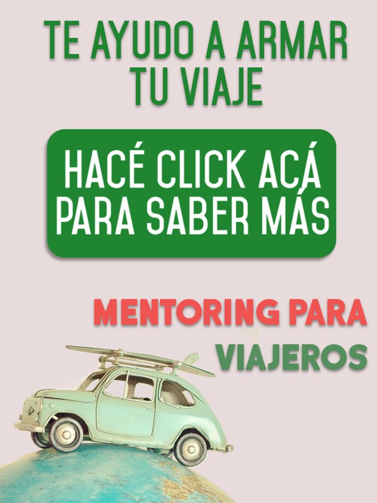 Mentoring para viajeros