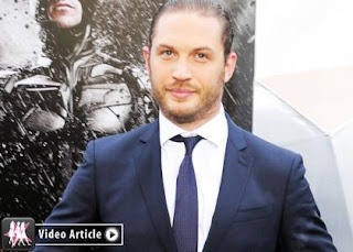 Tom Hardy on His 'Dark Knight Rises' Character: I Didn't Know Who Bane Was » Gossip | Tom Hardy
