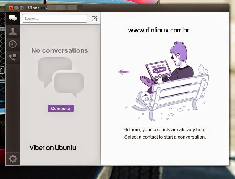 Viber Ubuntu