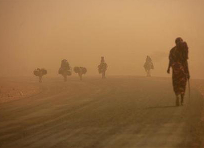 Granelli di sabbia for Colore vento di sabbia deserto