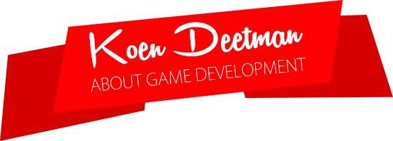 Koen Deetman about Game Development