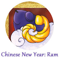 Tickled by the Creative Bug - Chinese New Year (Ram): Link to blog post