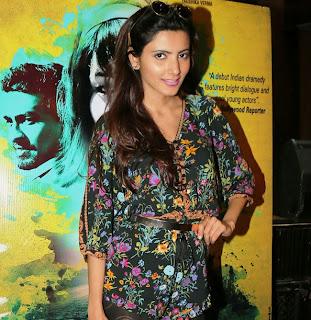 Kavita Verma in cute spicy Sleeveless dress at Yahaan Sapki Lagi Hai Hindi Movie Music Launch