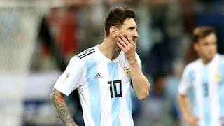 Tevez speaks on Messi retiring from international football after 2018 World Cup