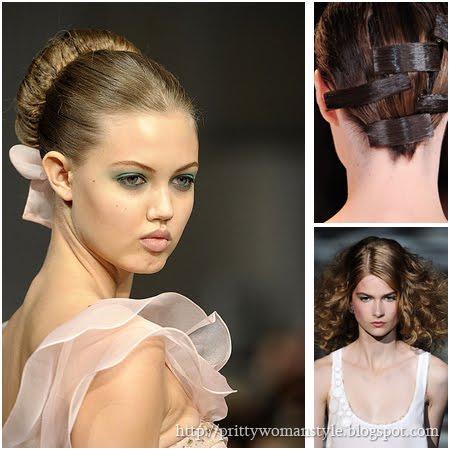 дълга коса пролет-лято 2011