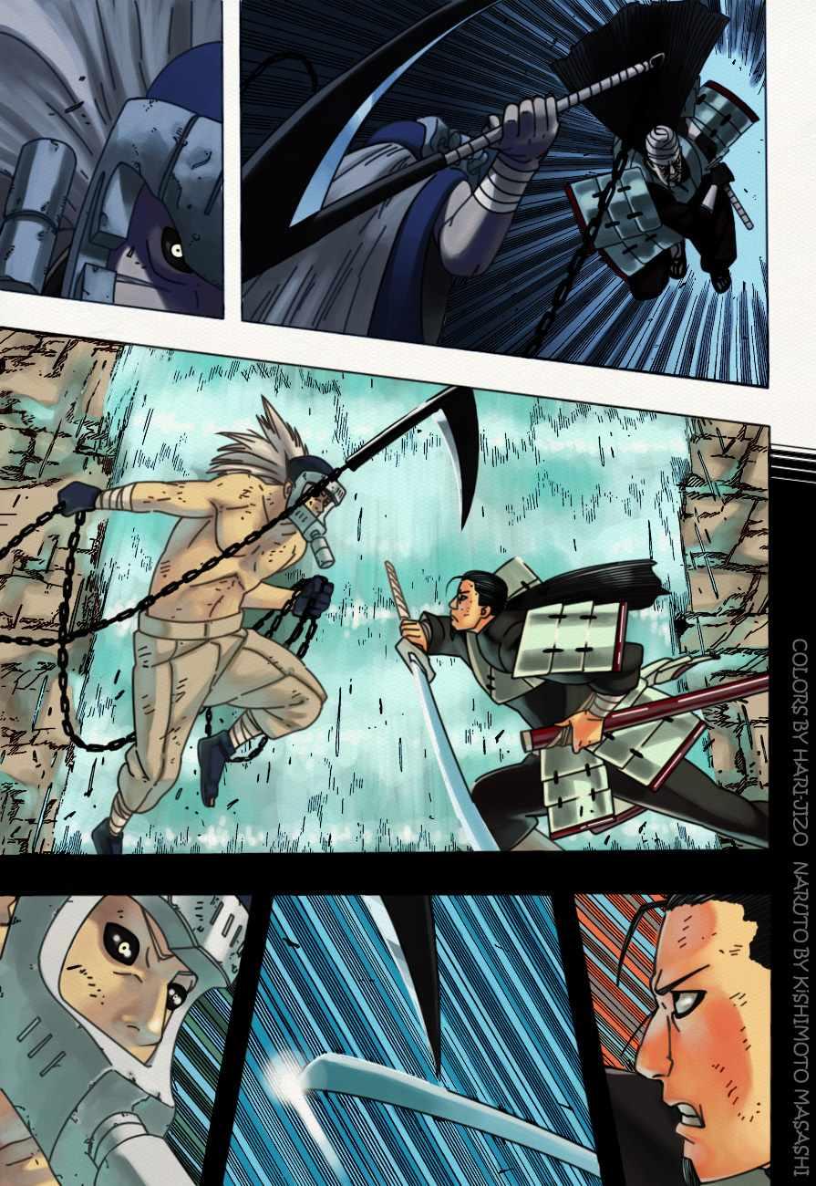 Naruto chap 533 Trang 17 - Mangak.info