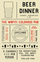 Loveland Aleworks Beer Dinner