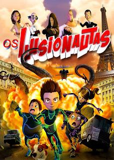 Os Ilusionautas DVD-R
