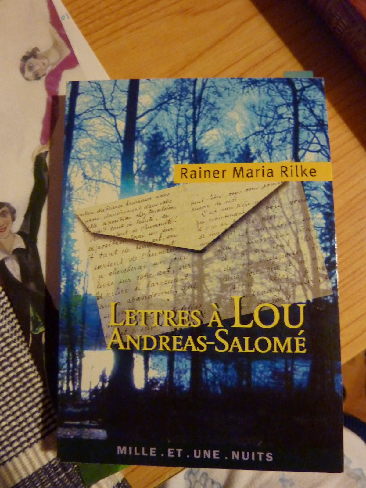 Lettres à Lou - Rilke
