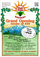 High Hops Brewery Grand Opening