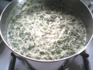 Spinach Bisque