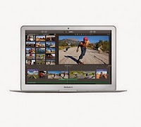 Buy Apple MacBook Air MJVM2HN/A Notebook at Rs.48445 (HDFC) or at Rs. 49945 : Buy To Earn