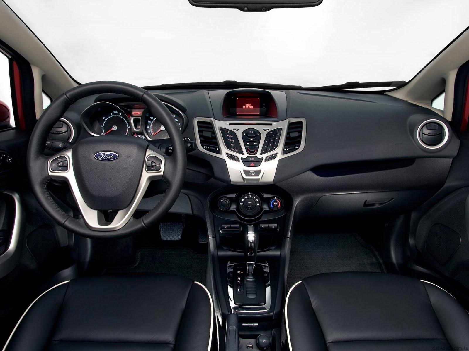 2011 ford fiesta sedan price