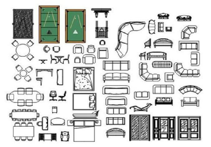 Dise o basico de interpretacion de planos for Planos y diseno de muebles