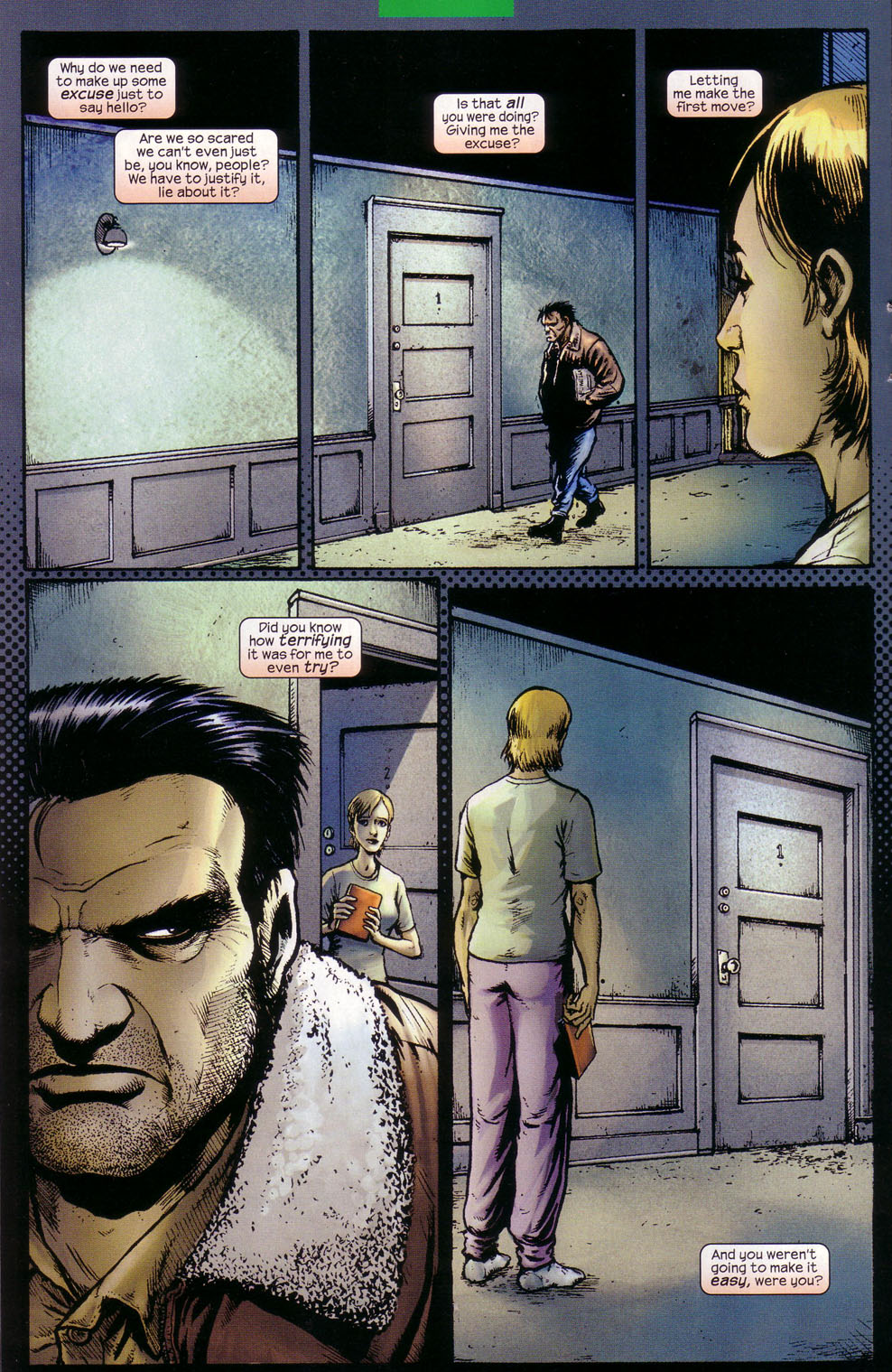Read online Wolverine (2003) comic -  Issue #1 - 13
