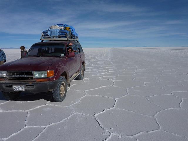 Salar de Uyuni: a maior planície salgada do mundo