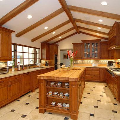 Dise os y tipos de pisos para cocina para que elijas el for Pisos de ceramica